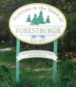 Town of Forestburgh NY