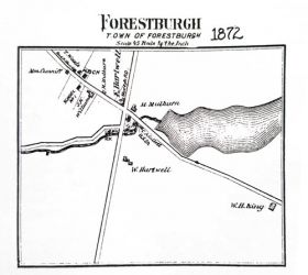Town of Forestburgh NY 1872