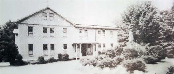 Town of Forestburgh NY - Mountain School Building